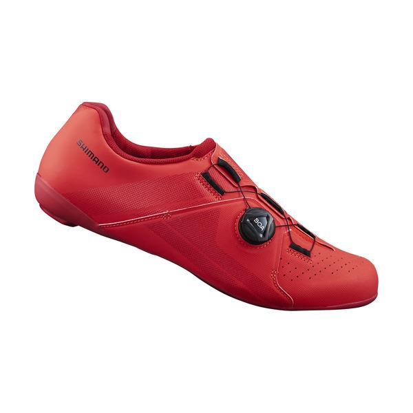 Shimano Buty Rowerowe Szosowe Meskie Sh Rc300m Czerwone Sklep Triathlonowy Tri Centre