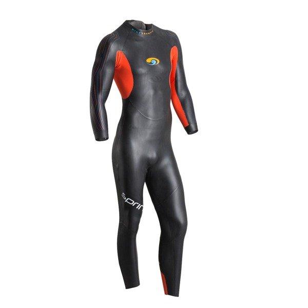 BLUESEVENTY Pianka Triathlonowa SPRINT Męska