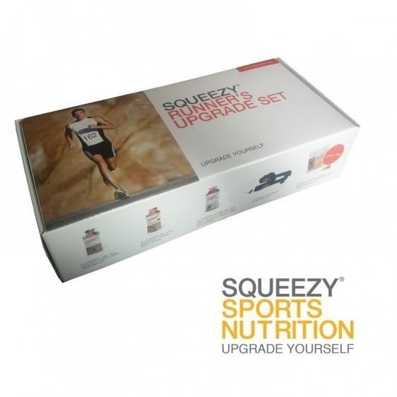 SQUEEZY Zestaw Biegacza Runners Upgrade Set