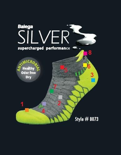 balega silver