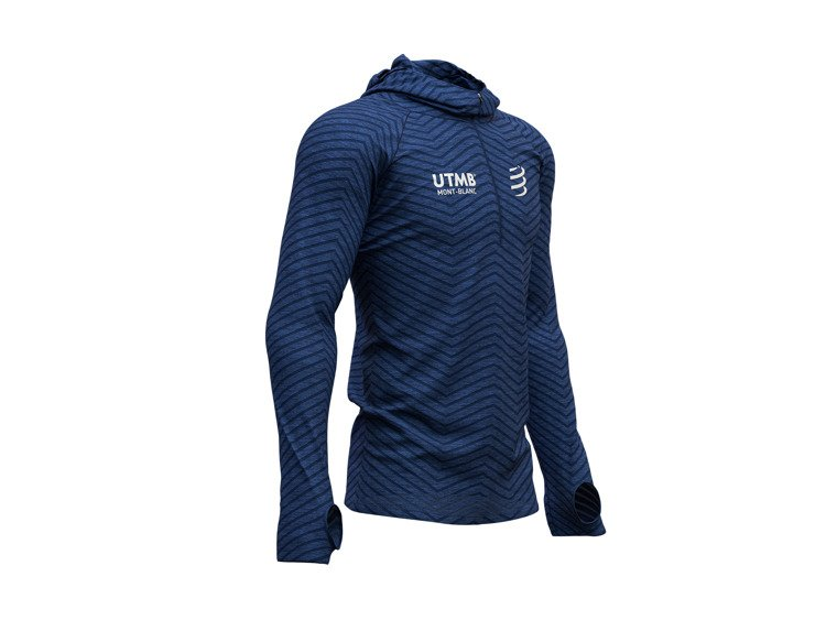 bluza compressport utmb 2019