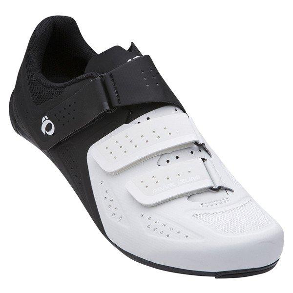 Pearl Izumi Buty Rowerowe Szosowe Select Road V5 Bialo Czarne Sklep Triathlonowy Tri Centre