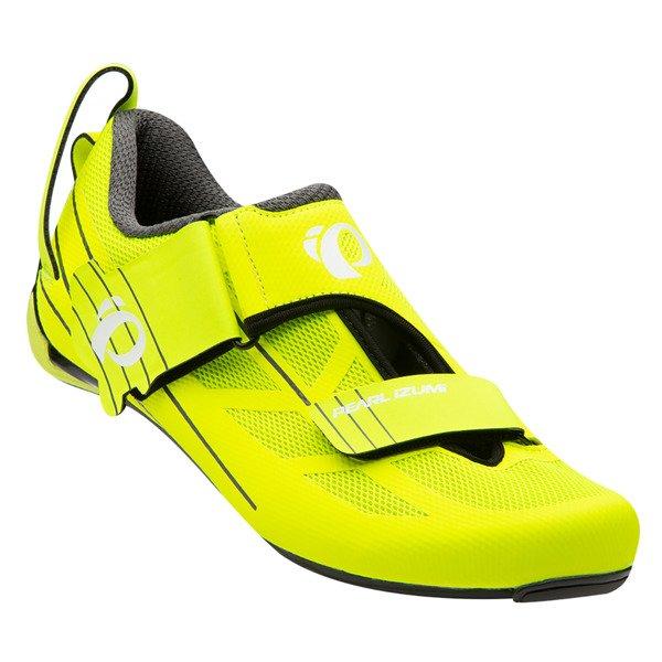 Pearl Izumi Buty Rowerowe Triathlonowe Tri Fly Select V6 Fluo Zolte Sklep Triathlonowy Tri Centre
