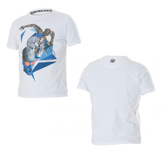b136351470f1b6 ZEROD Koszulka T-shirt TRIATHLETE | Sklep triathlonowy TRI CENTRE