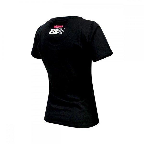 9c2d244e730345 ZEROD koszulka damska lifestyle RAVENMAN czarna | Sklep triathlonowy ...
