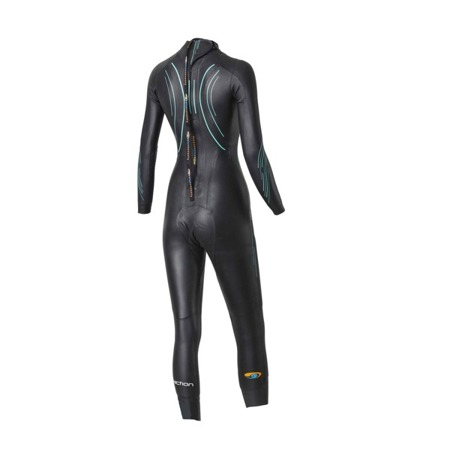BLUESEVENTY Pianka Triathlonowa REACTION Damska 2018/19