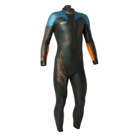 BLUESEVENTY pianka triathlonowa HELIX POTESTOWA
