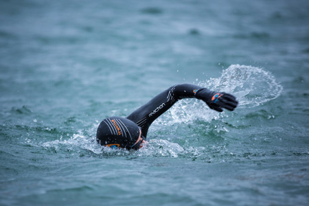 BLUESEVENTY pianka triathlonowa REACTION THERMAL męska 2018/19