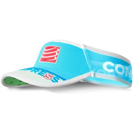 COMPRESSPORT Daszek ULTRALIGHT Visor FLUO Niebieski