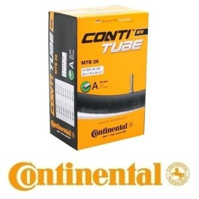CONTINENTAL Dętka rowerowa RACE 26x1.75-2.5 40mm