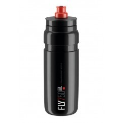 ELITE Bidon Fly czarny 750 ml