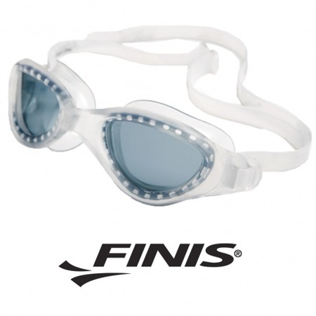 FINIS Okularki ENERGY Clear/Smoke