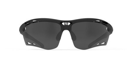 RUDY PROJECT okulary PROPULSE BLACK MATTE SMOKE czarne