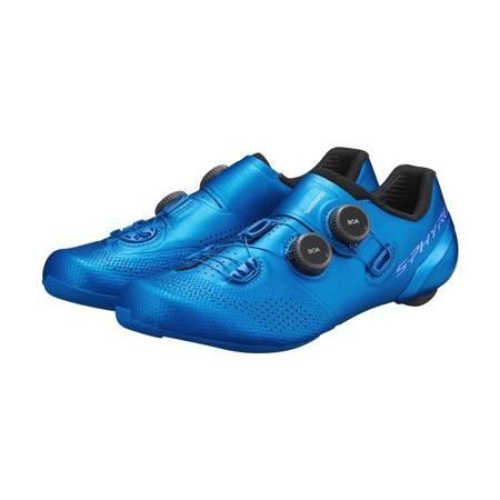 Shimano Buty Rowerowe Szosowe Sh Rc902m Niebieskie Sklep Triathlonowy Tri Centre