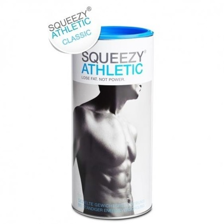 SQUEEZY Athletic 675 g Naturalny