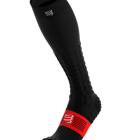 Skarpety kompresyjne COMPRESSPORT FULL SOCKS DETOX RECOVERY czarne