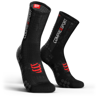 COMPRESSPORT Skarpetki rowerowe ProRacing Socks v3.0 Bike czarne